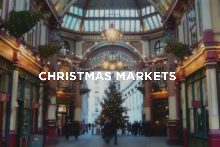 London Christmas Market - Christmas in London 2018