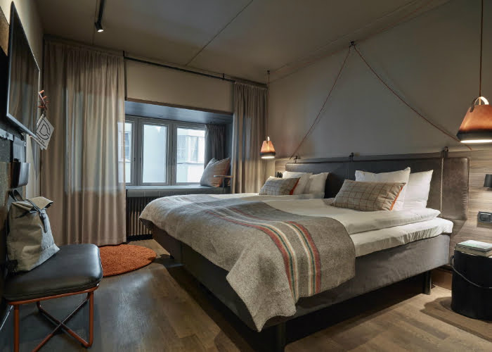 Best Hotels Stockholm: Downtown Camper