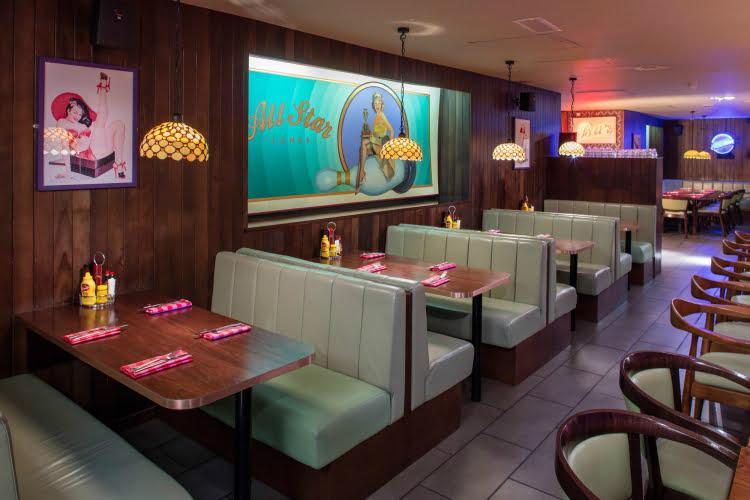All Star Lanes Holborn Restaurants