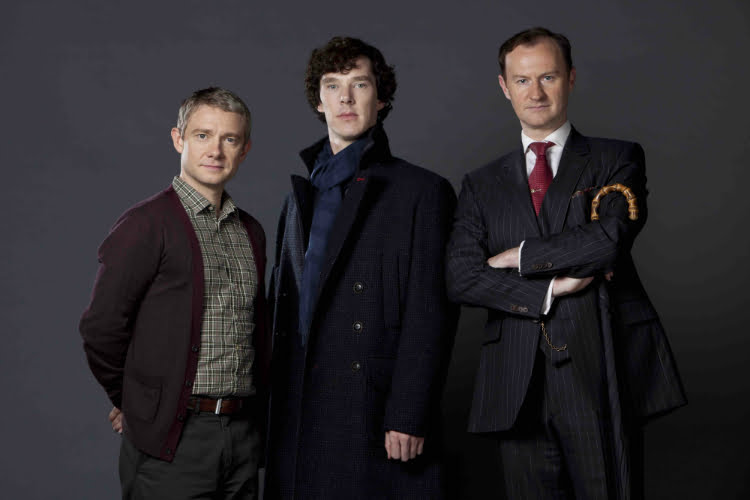 Sherlock escape room The Game Is Now