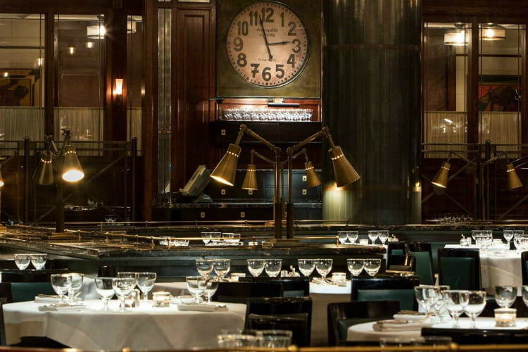 Delaunay best Holborn restaurants