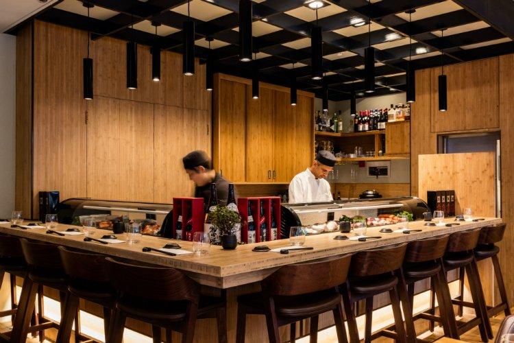 Kazu best sushi restaurants