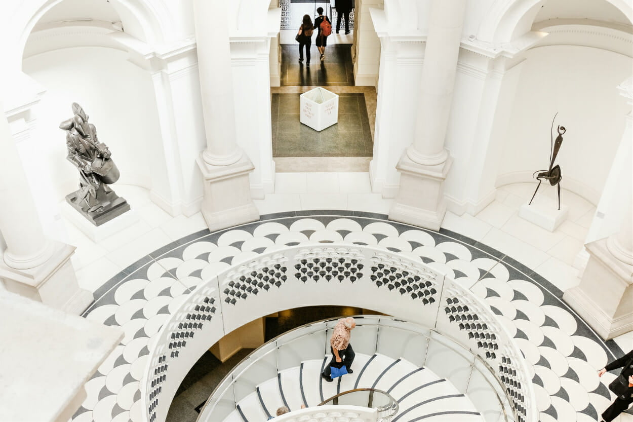 Tate Britain best museums London