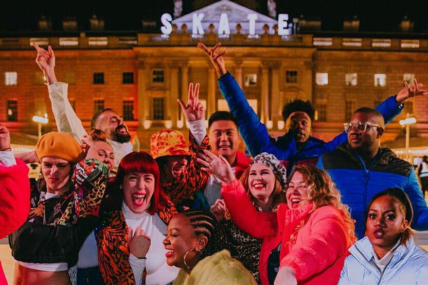 Somerset House NYE 2019