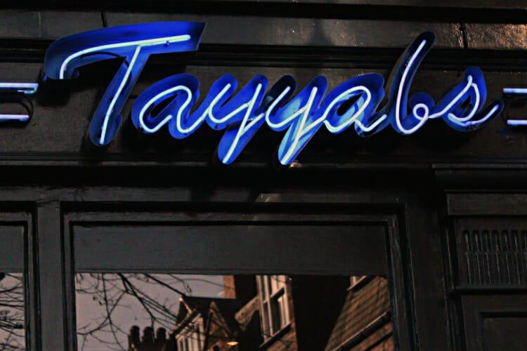 Tayyabs