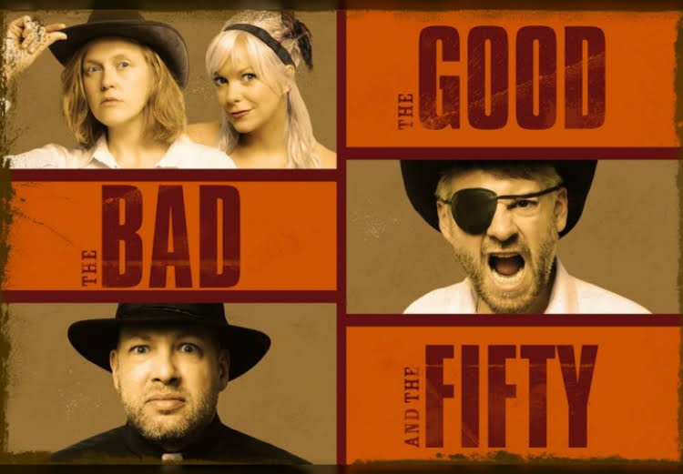 The Good, The Bad, And The 50