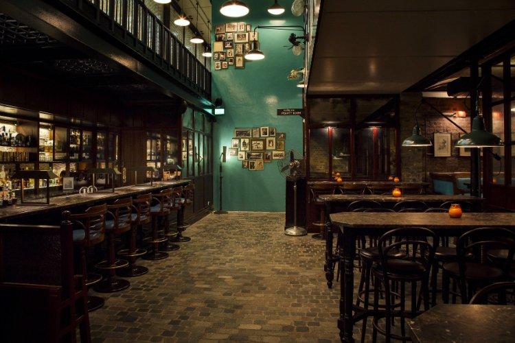 Best Bars Kings Cross The Permit Room