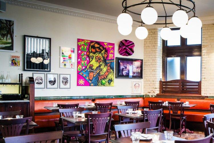 Ceviche Old Street restaurants