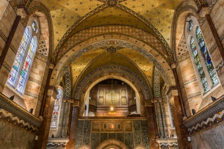 Fitzrovia Chapel - free things to do in London