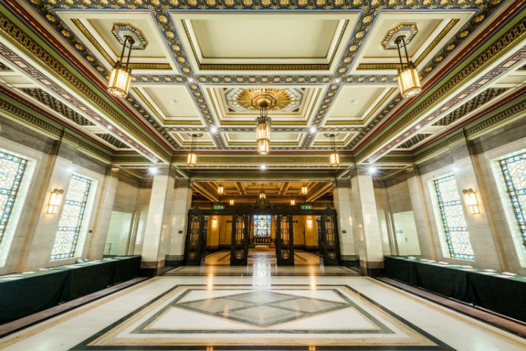 Freemasons Hall - free things to do in London