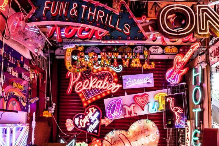 God's Own junkyard - free things to do in London
