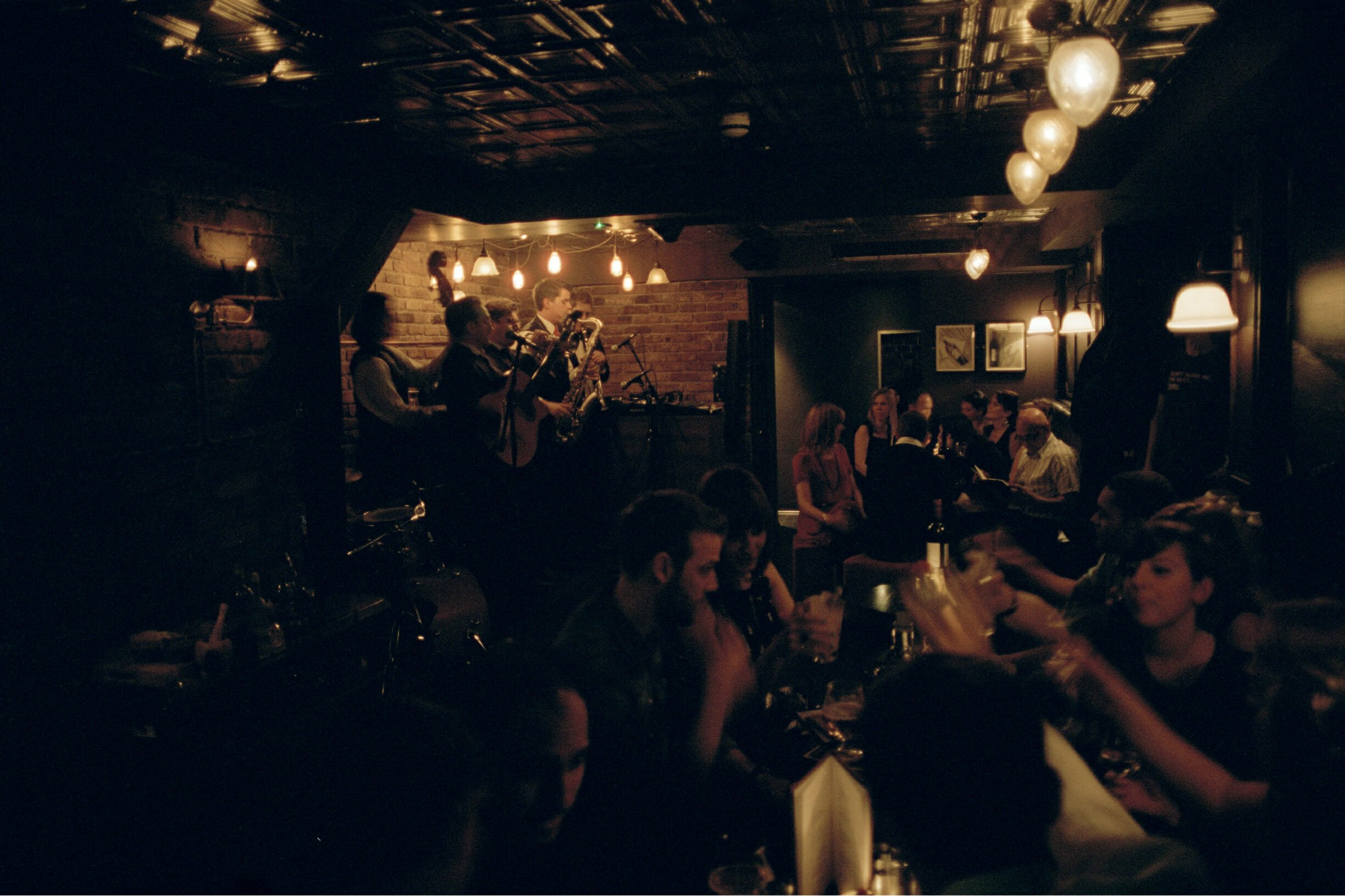 Nightjar London jazz club