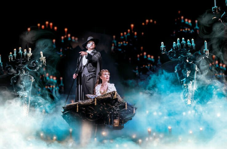 Phantom London Musicals