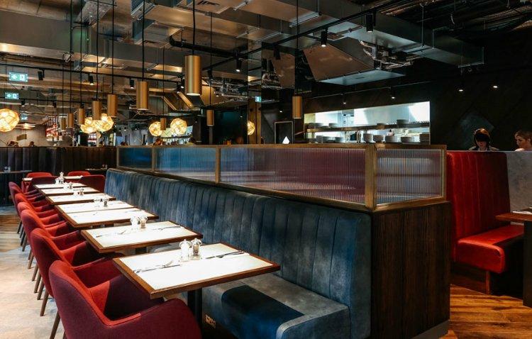 24 Hour Restaurants London VQ