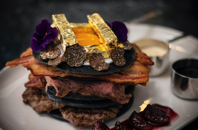 Heliot Steak House London Pancake Day 2019
