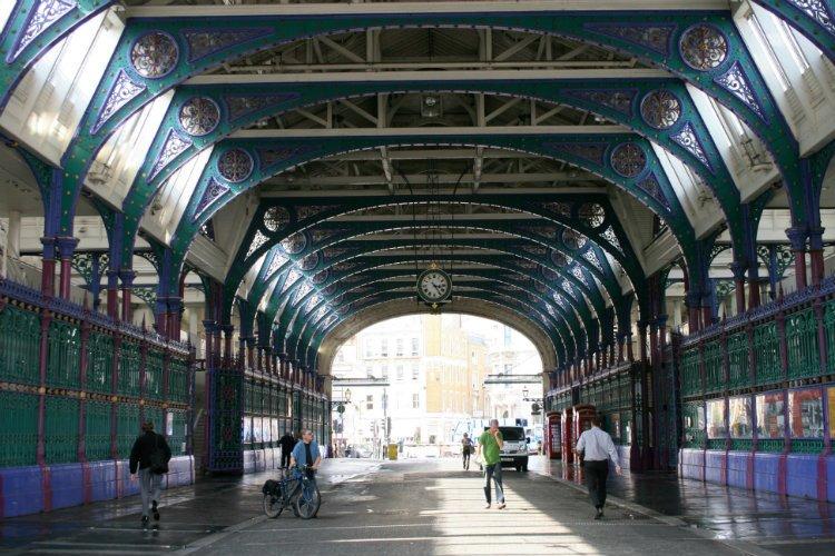 Farringdon Smithfield Market
