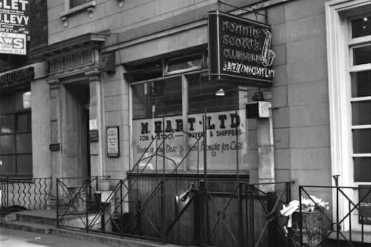Ronnie Scott's Old Place
