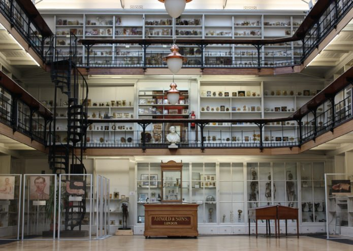 Farringdon Barts Pathology Museum