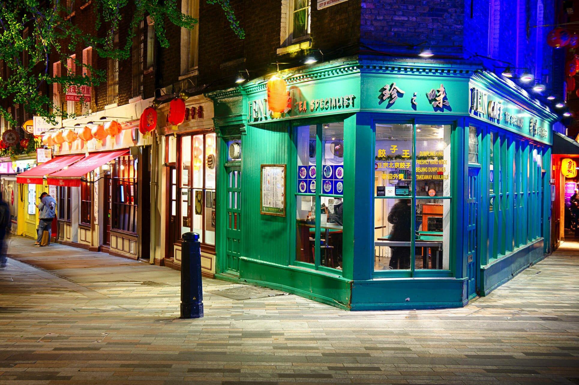 Jen Cafe Chinatown