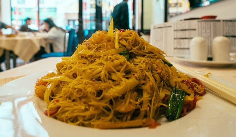 Wan Chai Corner Chinatown restaurant