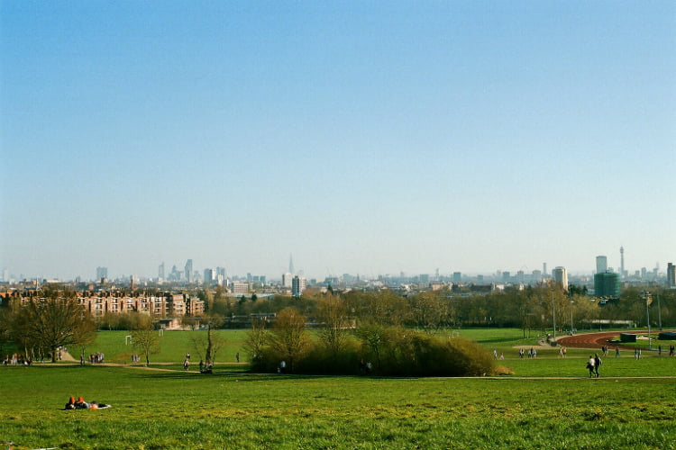 Hampstead Heath London walks
