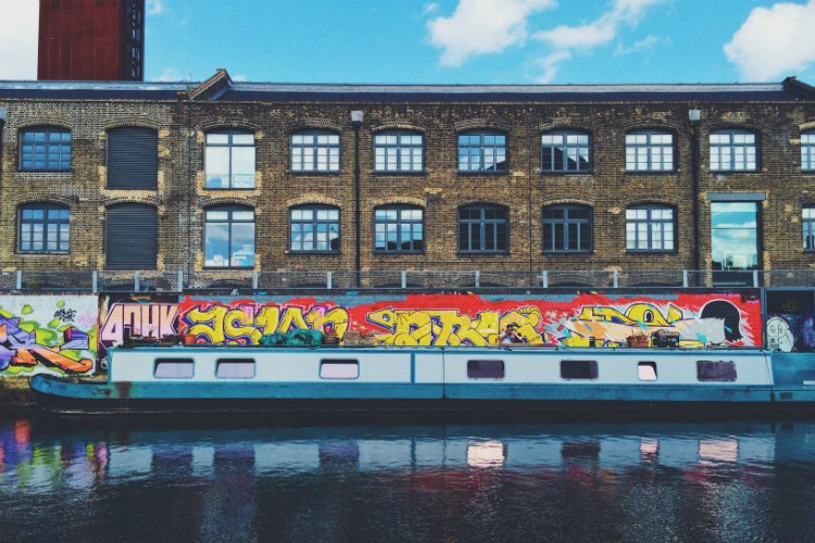 Hackney Wick London walks