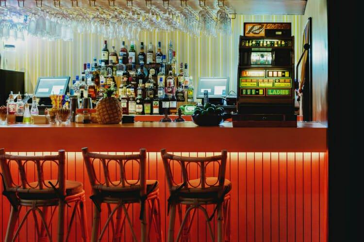 Bobby Fitzpatrick birthday bar