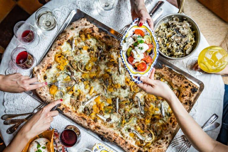 Circolo Popolare food