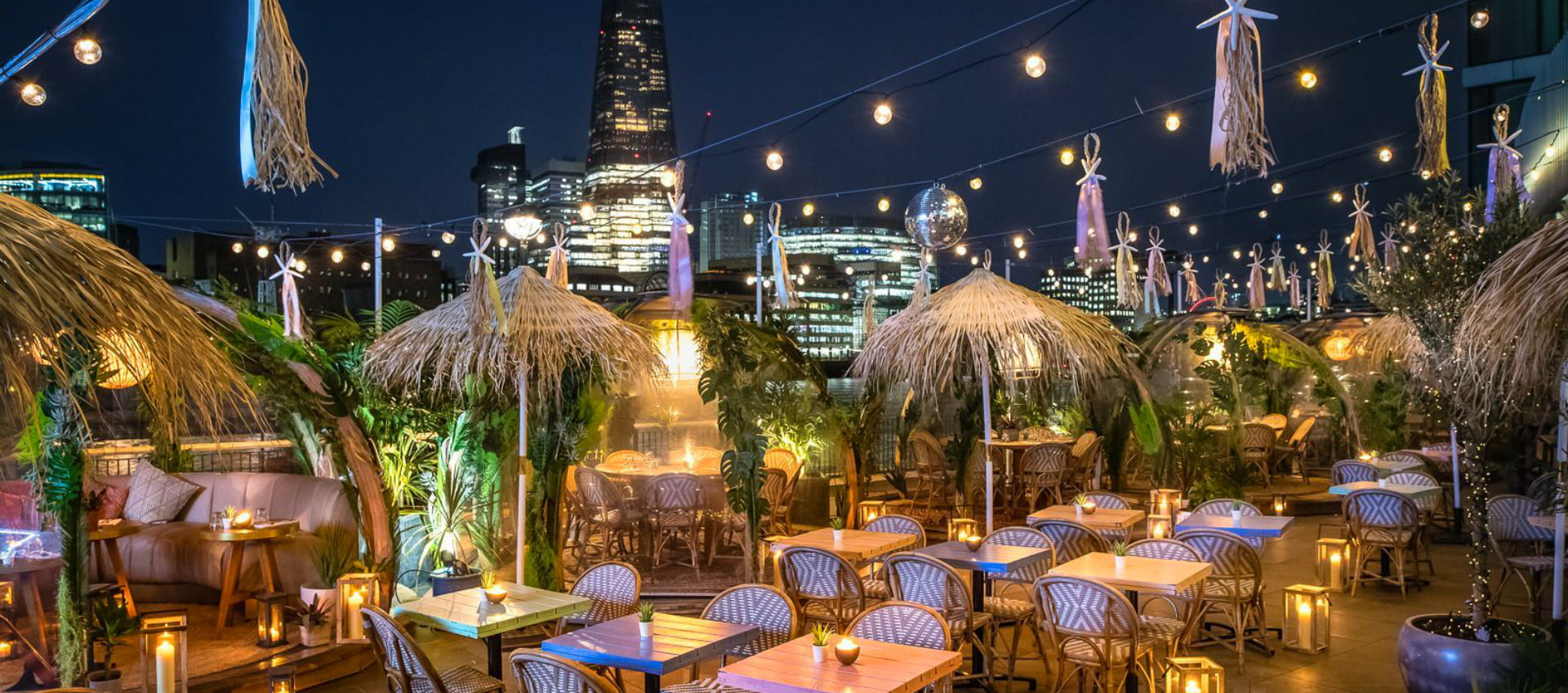 Coppa Club Tower Bridge Coppa Club London Dine In A