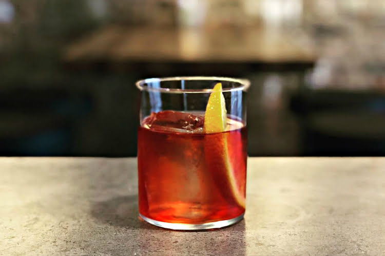 Little Mercies best negroni London