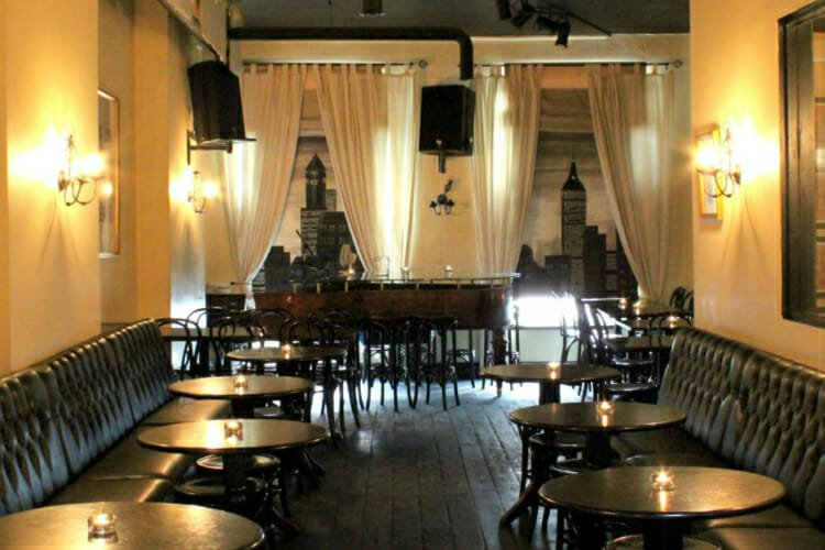 Piano Kensington birthday bars