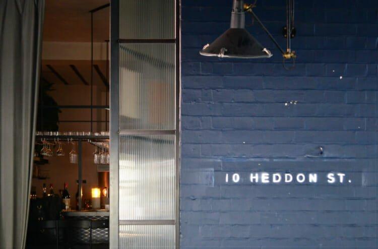 10 Heddon St