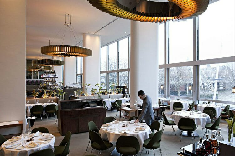 Skylon Waterloo Restaurants