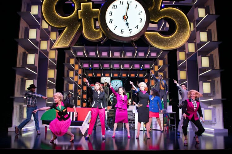 9 to 5 London Musicals