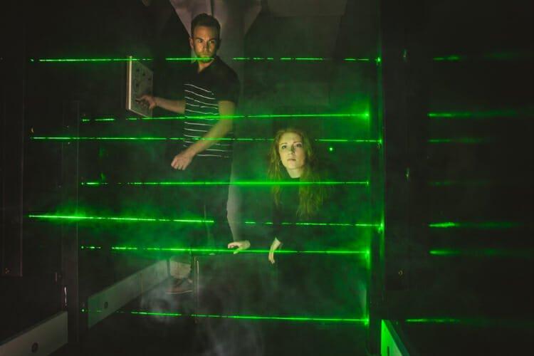 Enigma Quests escape room