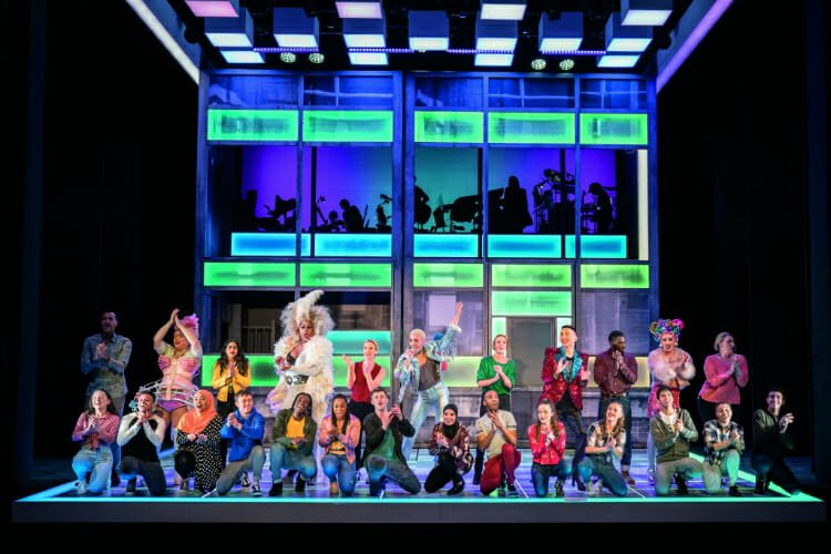 Everybody's Talking About Jamie London Musicals