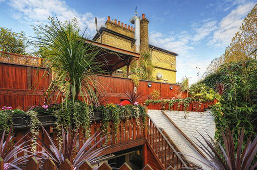 faltering fullback rooftop pub