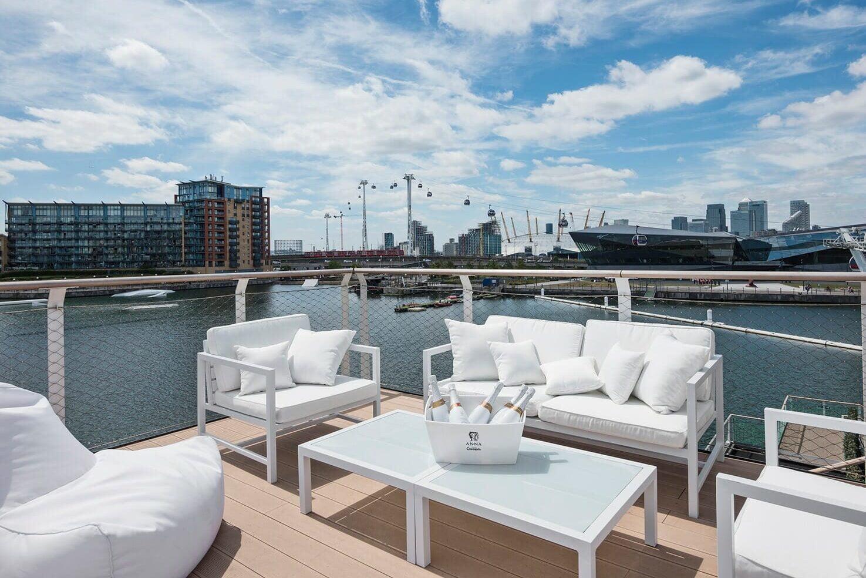 good hotel london rooftop