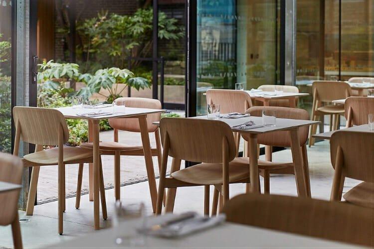 South Bank Restaurants The Garden Cafe