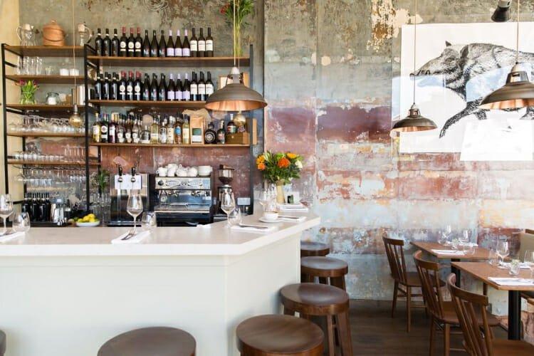 Maremma Italian restaurants