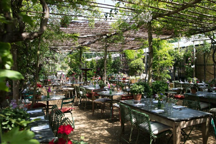 Garden Walk Dining: The Best Restaurant In Every London Neighbourhood