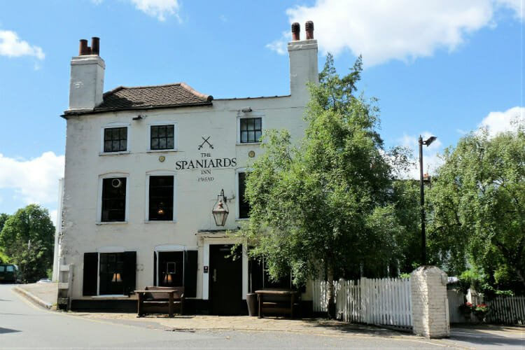 Hampstead Heath pubs