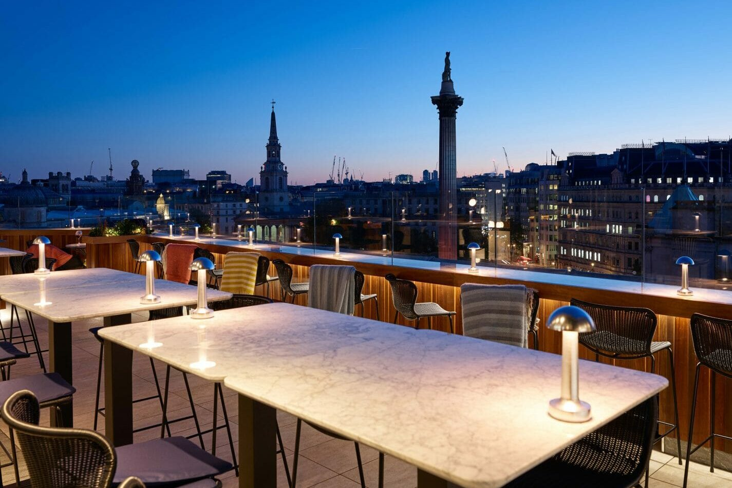 cool rooftops london