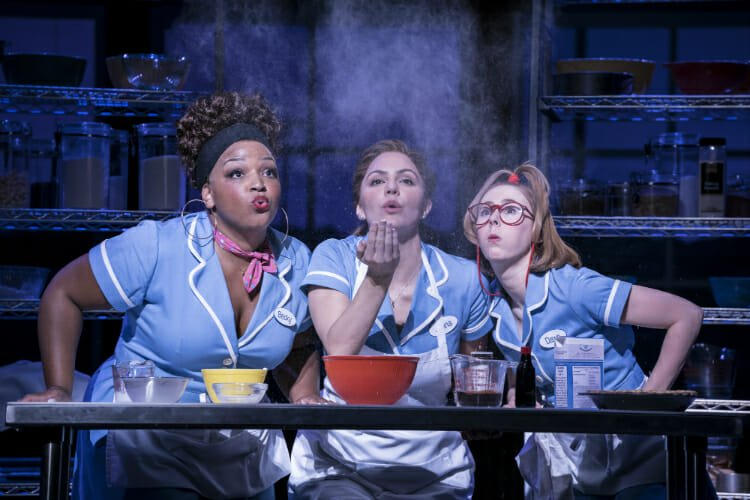 Waitress London Musicals
