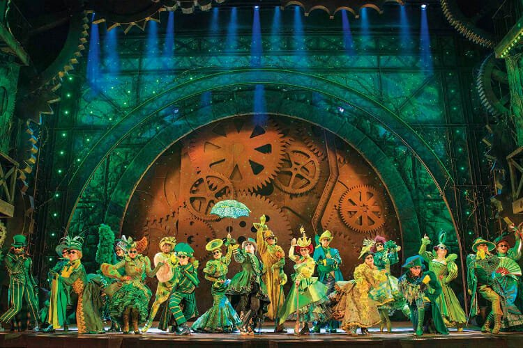 Wicked London Musicals