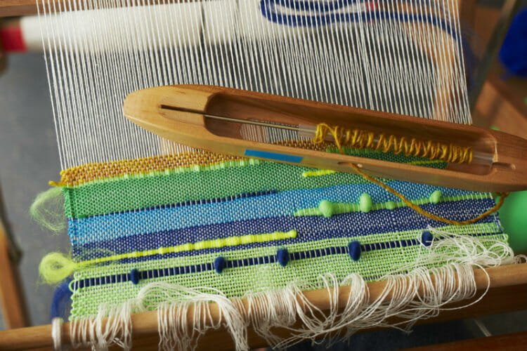 London loom creative workshops