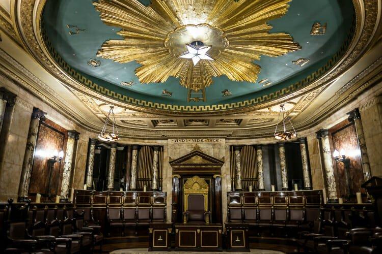 Andaz Masonic Temple