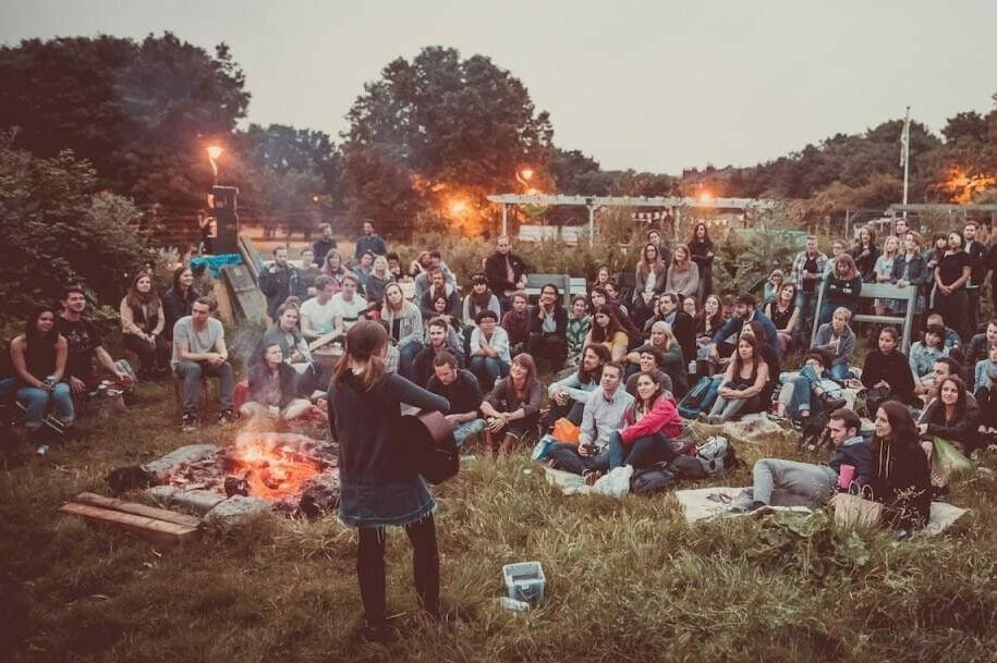 Campfire club things to do outdoors london