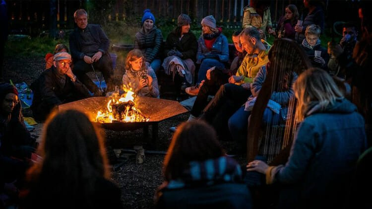 Campfire Club London date ideas