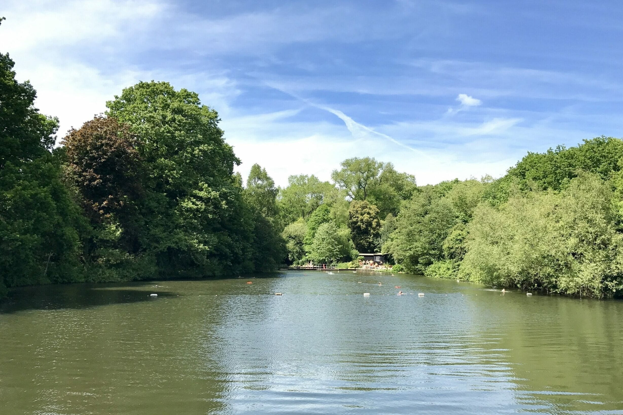 Hampstead ponds